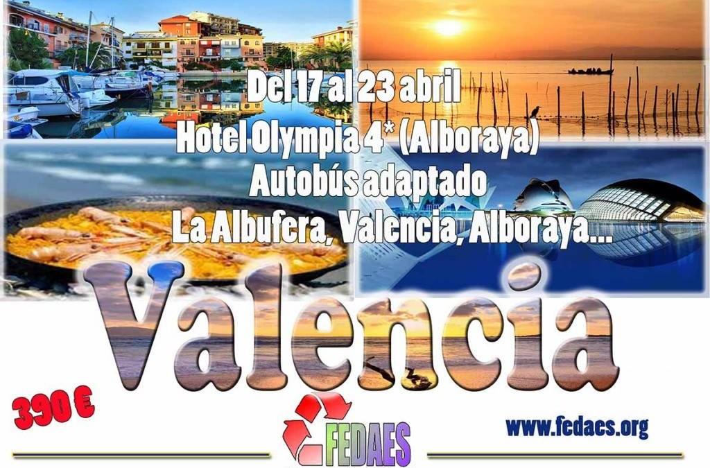 Vacaciones en Valencia
