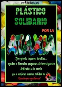 recogida de plástico solidario