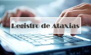 registro ataxias