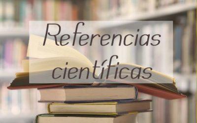 Referencias científicas Nº 163