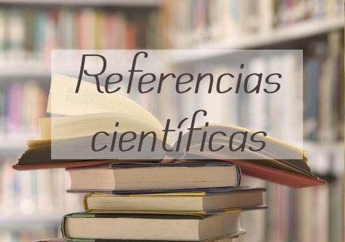 Referencias científicas Nº 164