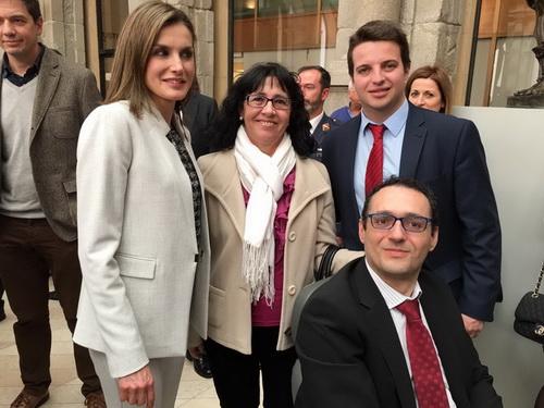 Acto oficial del Día mundial de las ER en el Museo Del Prado