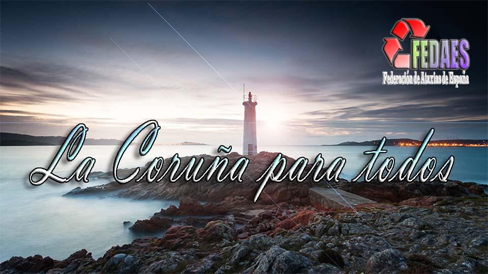 La Coruña para todos este verano