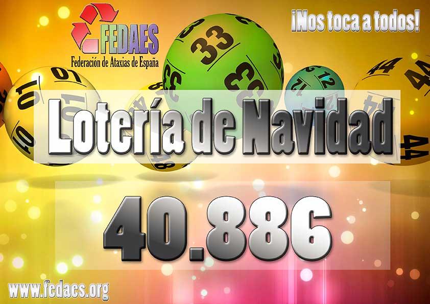 Lotería FEDAES 2017