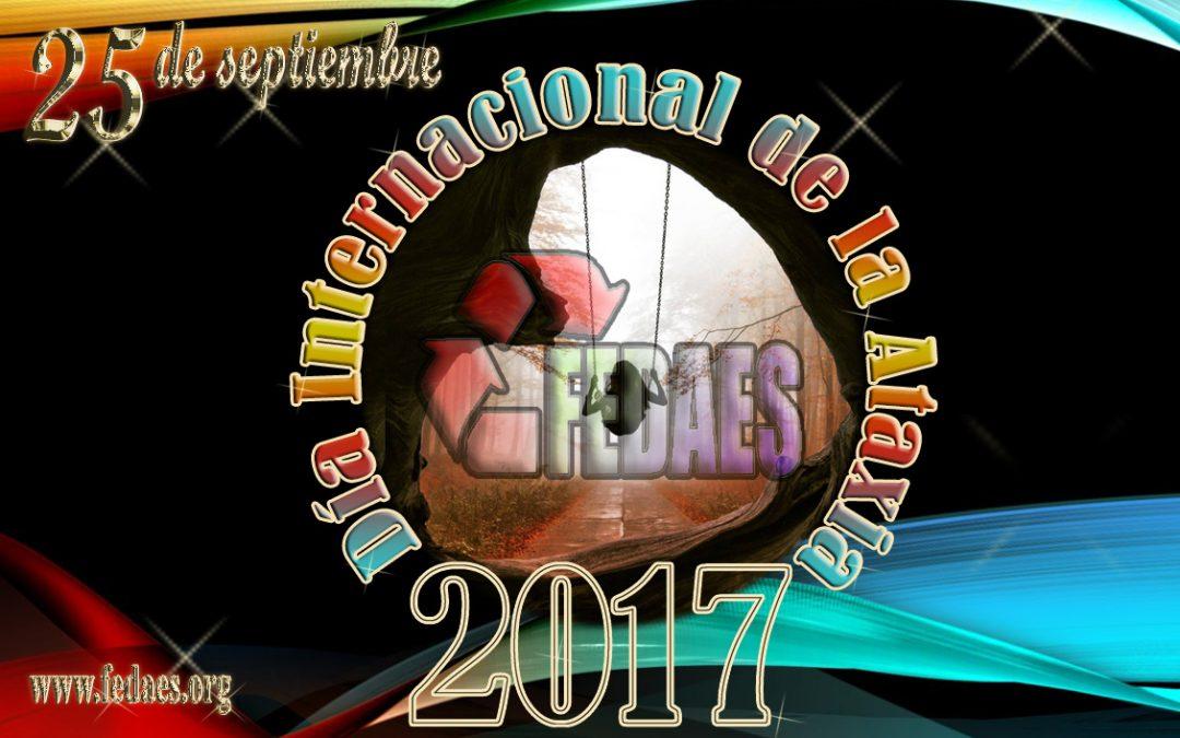 Semana conmemorativa de la ataxia 2017