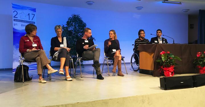 Los pacientes preguntan a los investigadores en ataxia