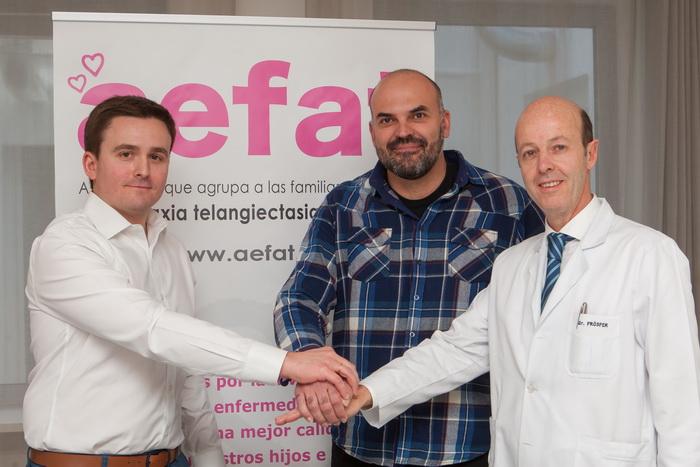 La Clínica Universidad de Navarra buscará un tratamiento para la ataxia