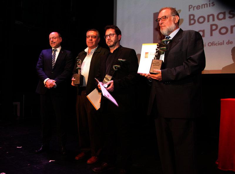 Salud mental, Investigación vascular y el neurólogo Genís, premios COMG