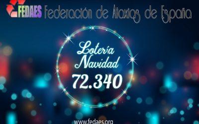 Lotería FEDAES 2018