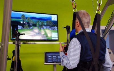 Rehabilitación con videojuegos