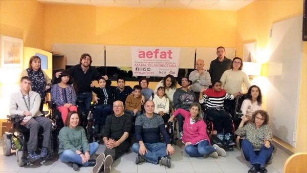 Comunicado Aefat – Avances en la investigación de la ataxia telangiectasia