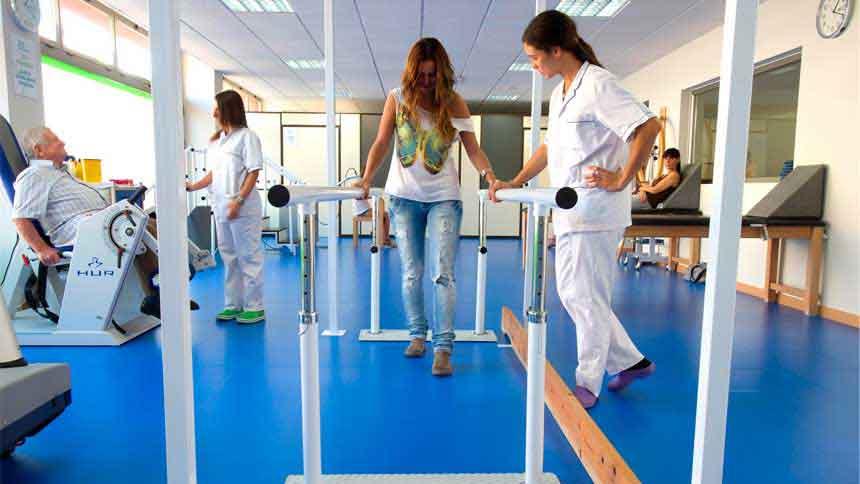 Terapia física para la ataxia de Friedreich