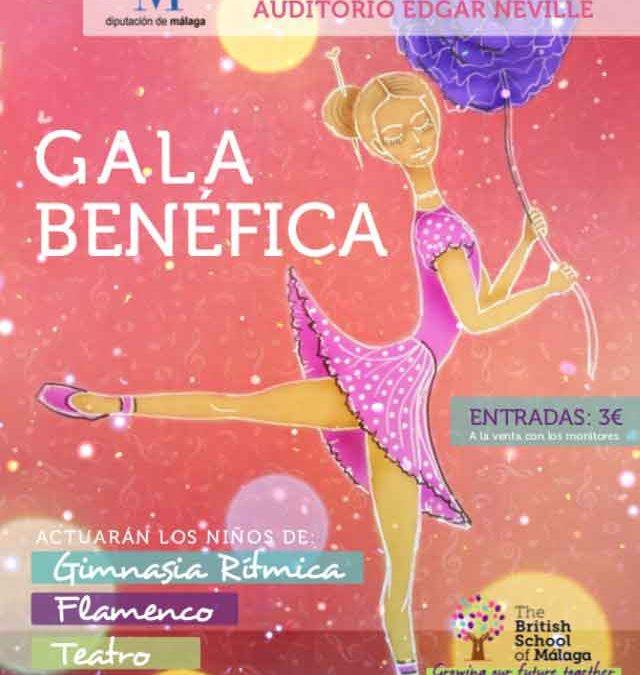The British School of Málaga organiza su actuación de fin de curso a beneficio de la investigación de la ataxia telangiectasia