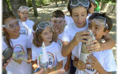 Fundación ONCE otorgará 8 becas para que niños con discapacidad disfruten del campamento de verano