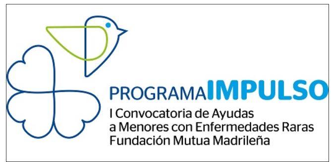 La Fundación Mutua Madrileña y FEDER lanzan el 'Programa IMPULSO' para ayudar a menores y jóvenes con enfermedades raras