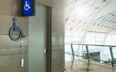 ¿Quién puede usar los aseos accesibles?