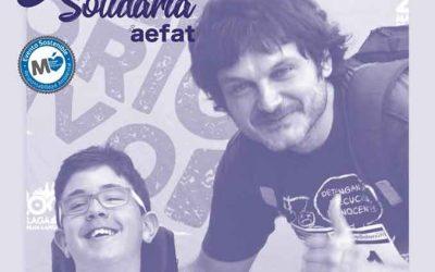 La Carrera Solidaria Aefat de Málaga,una oportunidad para colaborar con la investigaciónde la ataxia telangiectasia