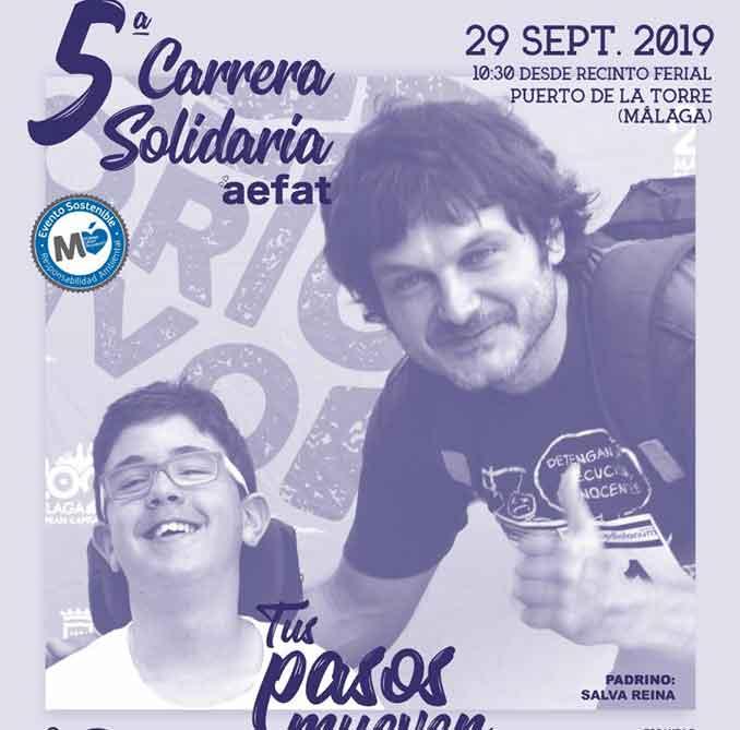 La Carrera Solidaria Aefat de Málaga,La Carrera Solidaria Aefat de Málaga,