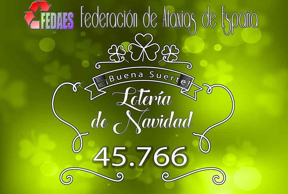 Lotería FEDAES 2019