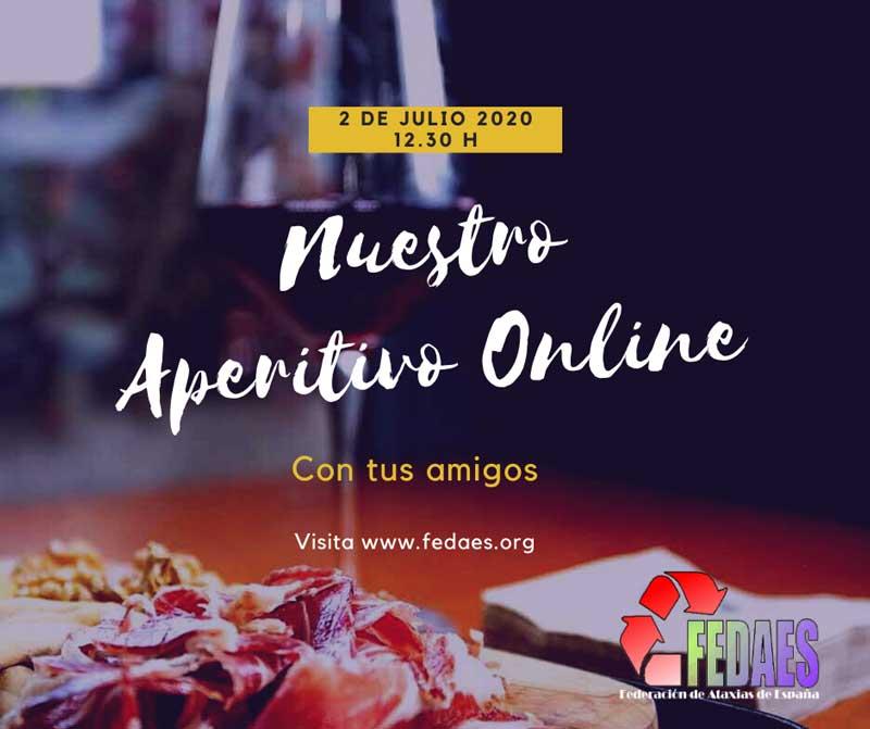 nuestro aperitivo online