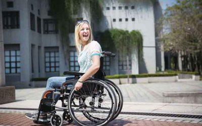 Por qué decido usar una silla de ruedas