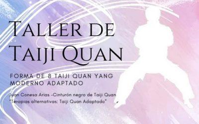Taller de Taiji Quan y Ataxia