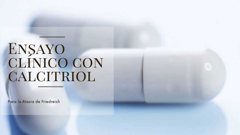 Bandera verde para el ensayo clínico con Calcitriol