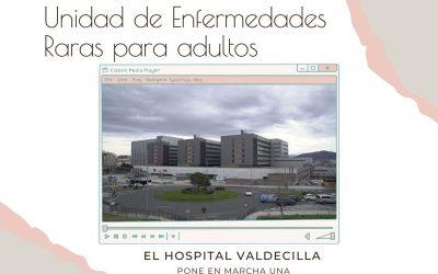 El Hospital Valdecilla pone en marcha una Unidad de Enfermedades Raras para adultos