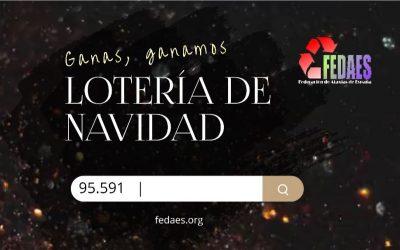 Ganas, ganamos: Ya puedes comprar la lotería de Fedaes